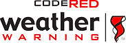 code red warning eureka MO logo