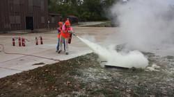 CERT training drills