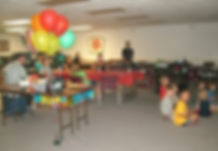 birthday party at Eureka Fire Protection District