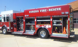 Fire Truck Pumper 2414