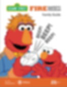 sesame street fire safety image