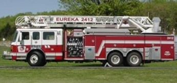 fire truck aerial 2412