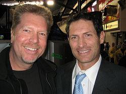 JR & Steve Young