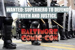 Baltimore Comic-Con 2016