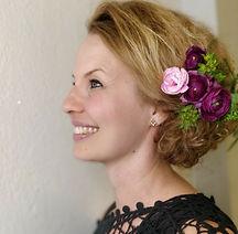 Kati Jeskanen Hiukset ja meikit