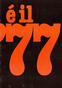 TANO D'AMICO - E' IL '77