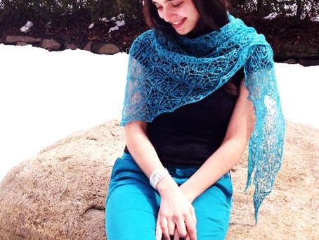Alegria Shawl