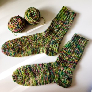 Julia's socks
