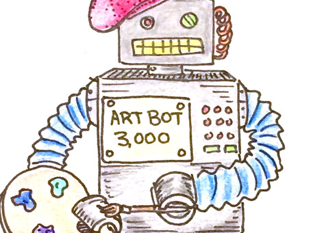 Creative Seasons and Not Being a Robot