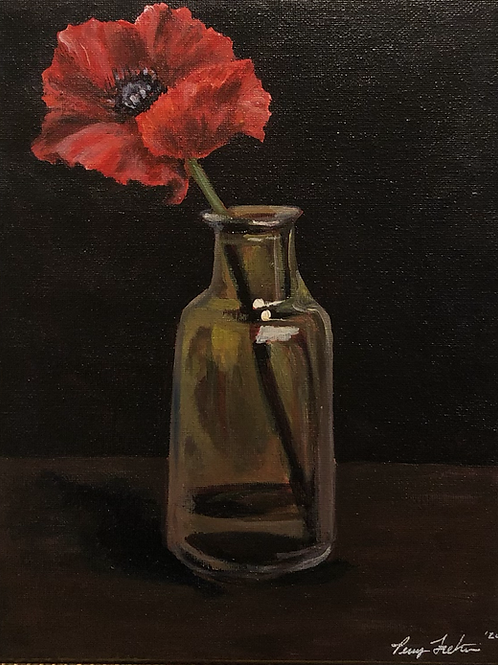 Memorial Day poppy