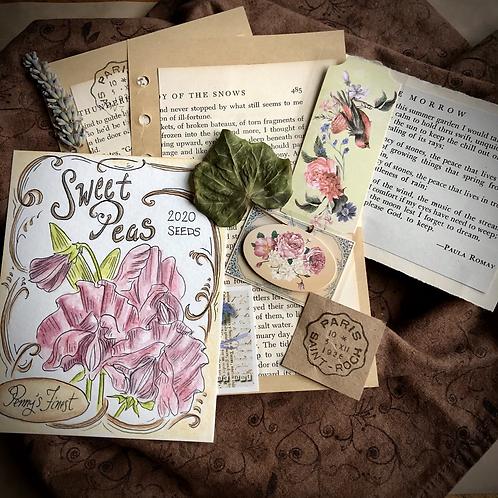 Secret Garden Snail Mail