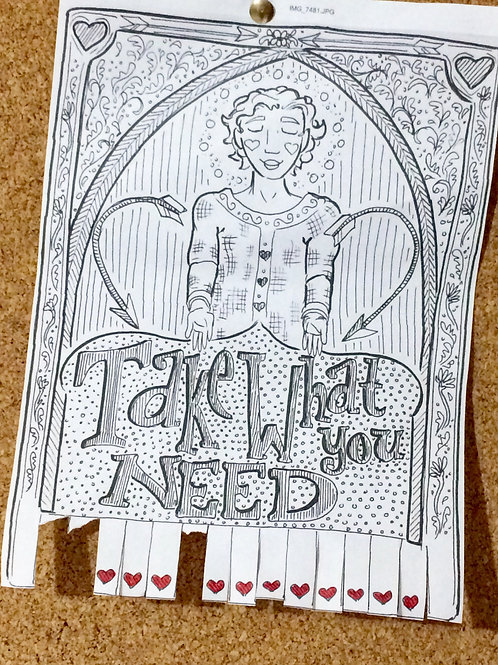 Take What You Need-Free Flyer
