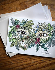 Holiday Hideout Print