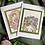 Thumbnail: Garden Print Greeting Card Set
