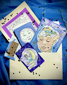 New Year's Dreams Snail Mail Package