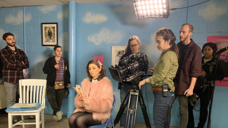 """Our short film """"Liza Anonymous"""" started its festival run with a bang premiering at Tribeca Film Festival"""