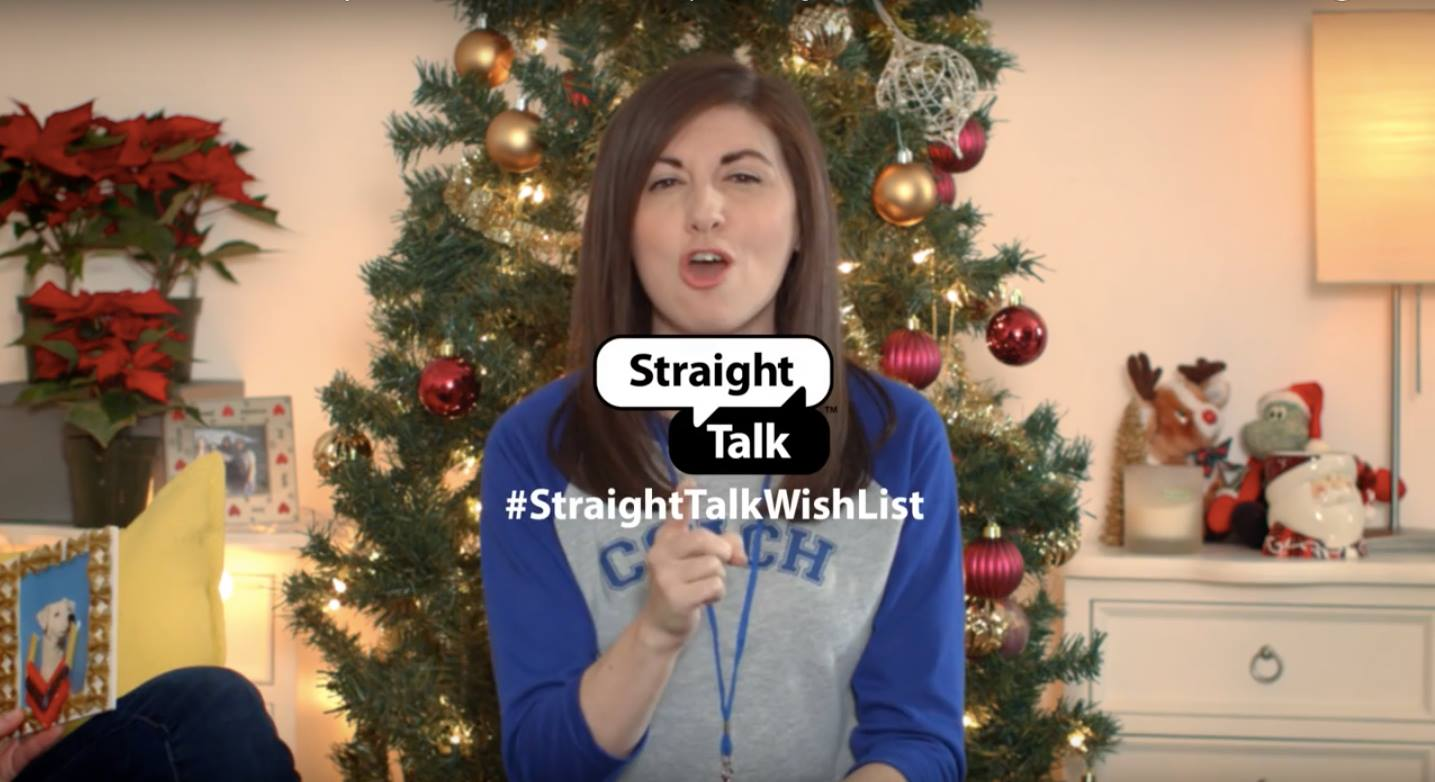 Straight Talk Wireless Commercial