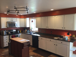 interior cabinets after