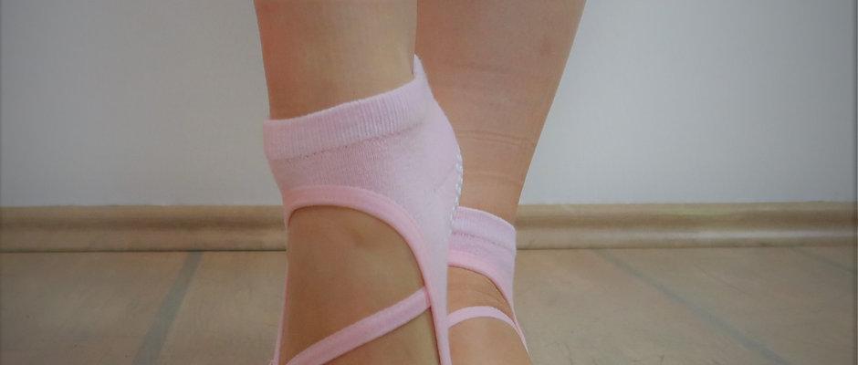 Extra Pinky ballerina