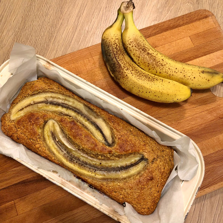 Zdrav recept: Bananin kruh