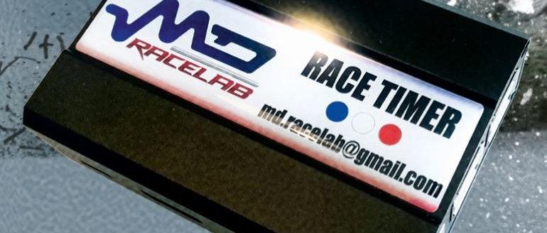 RaceTimer by MD RACELAB