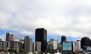 Wellington City Buidings