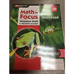 Math in Focus: Singapore Math - Workbook 2B