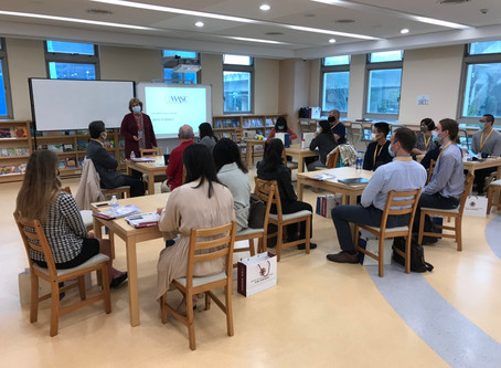 WASC Workshop at HCAS