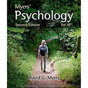 Myer's Psychology for AP - Student Edition