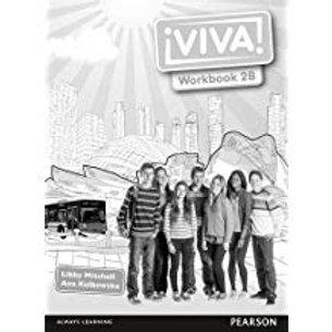 Viva! Pupil Book 2  (For Spanish II) Workbook B Pack