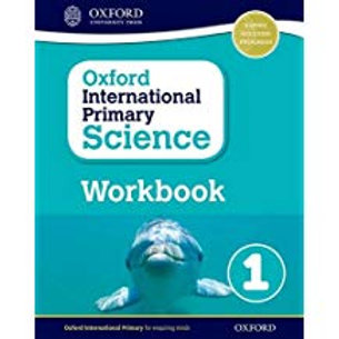 Oxford International Primary Science - Workbook 1