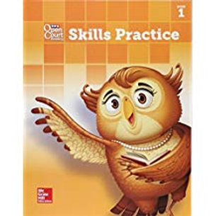 Open Court Reading - Skills Practice Book 1