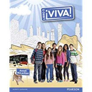 Viva! Pupil Book 2  (For Spanish II) Textbook