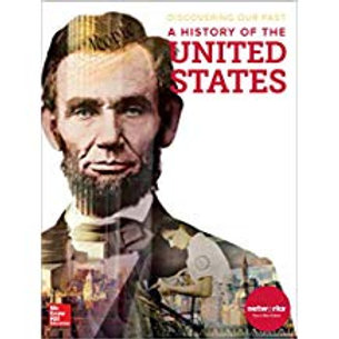 Discovering Our Past: A History of the United States - Student Edition