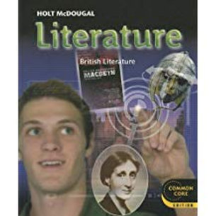 Holt McDougal Literature - Student Edition