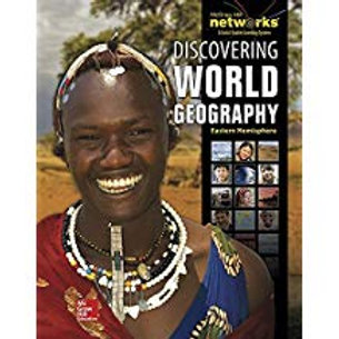 Discovering World Geography: Eastern Hemisphere - Student Edition