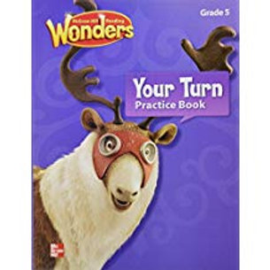 Reading Wonders - Your Turn Practice Book