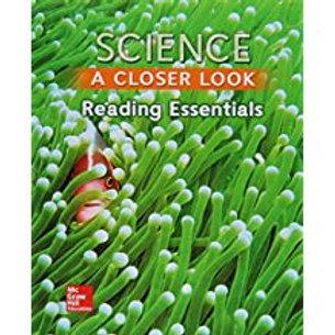 Science: A Closer Look - Reading Essentials