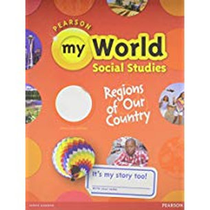 myWorld Social Studies: Region of our country - Student Edition