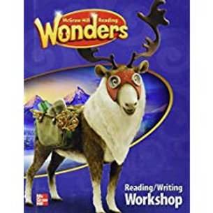 Reading Wonders - Reading Workshop