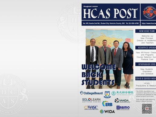 2020 HCAS Post