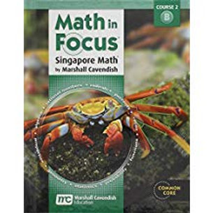 Math in Focus: Singapore Math - Student Edition course 2B