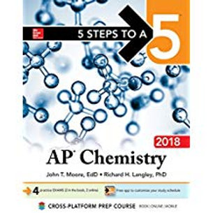 5 Steps to a 5: AP Chemistry 2018, 10th Edition - Student Edition