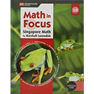 Math in Focus: Singapore Math - Student Edition 2B