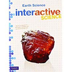 Interactive Science - Earth Science - Student Edition