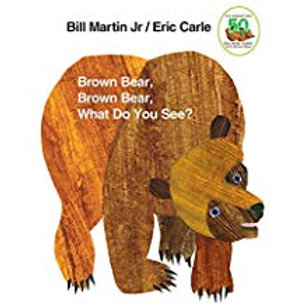 Brown Bear Brown Bear What Do You See, 1996 Edition