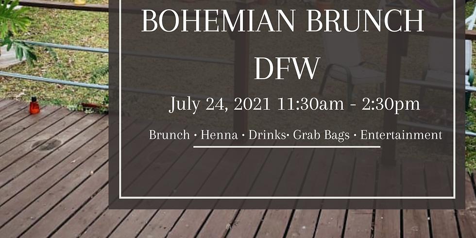 Bohemian Brunch DFW