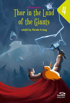 THOR IN THE LAND OF THE GIANTS