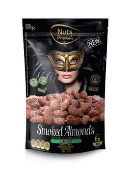 Smoked Almonds