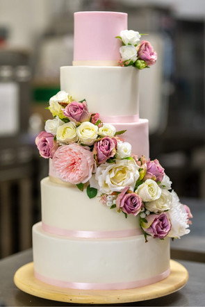 Wedding cake 08.08.2020